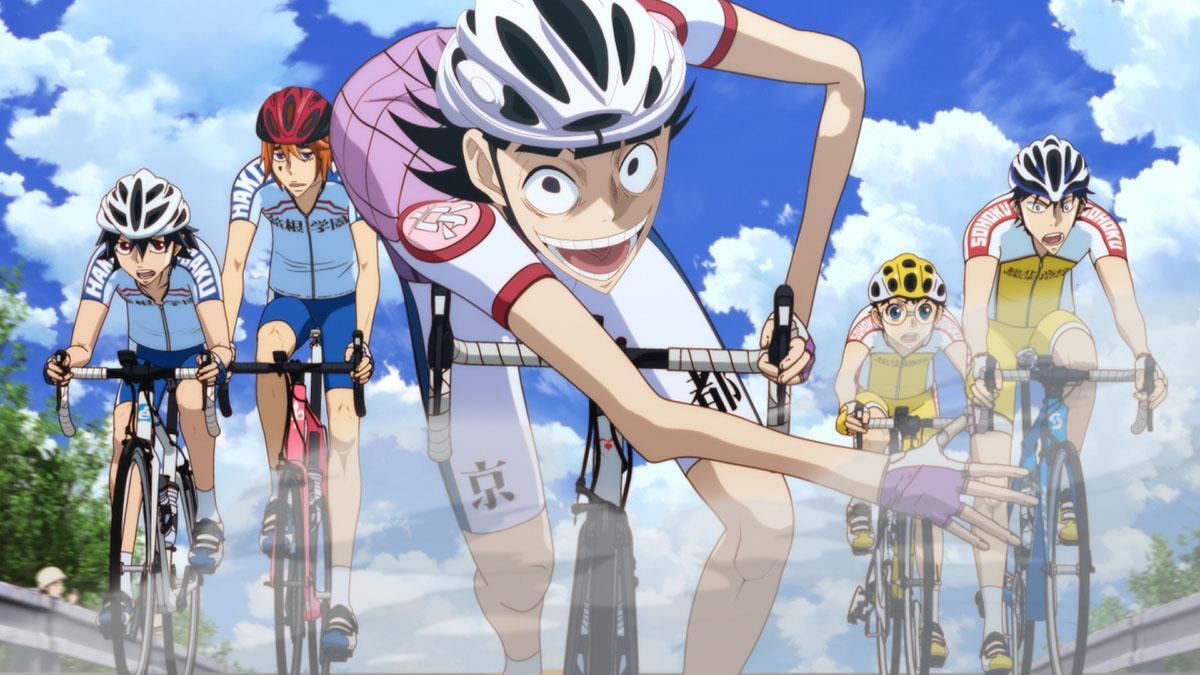 オーバーではない 弱虫ペダル が実際の自転車ロードレースに基づいている点について 弱虫ペダル 弱ペダ Yp Anime Moemee モエミー アニメ 漫画 ゲーム コスプレなどの情報が盛りだくさん